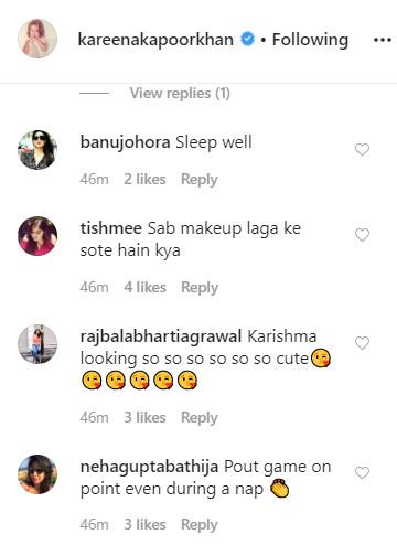 kareena kapoor instagram post