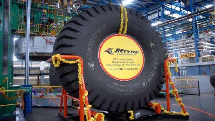 JK Tyre Plant