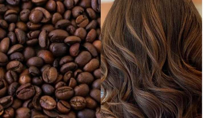 बालों में यूं लगाएं कॉफी
