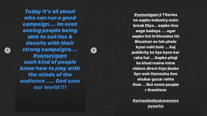 divya kumar khosla instagram story