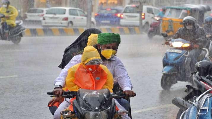 Delhi NCR Rain