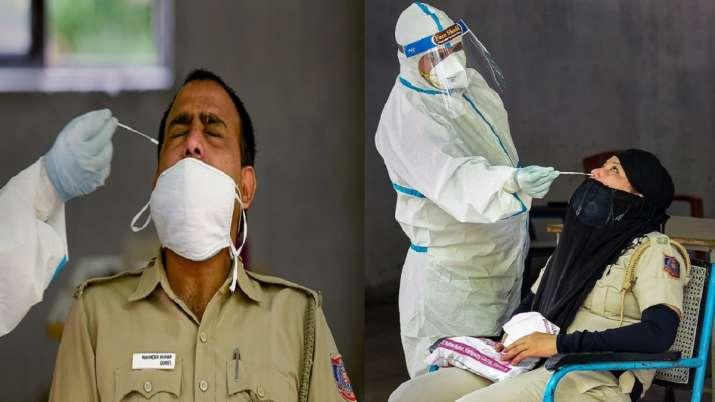 coronavirus in India more than 1 million cured । कोरोना काल में राहत भरी खबर! देश में 10 लाख से ज्या