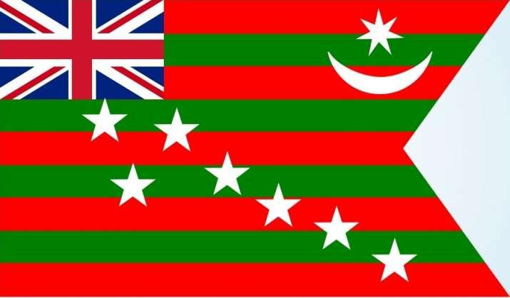 Indian Flag 1917