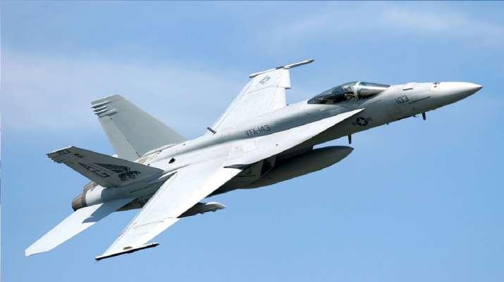 Boeing f super hornet