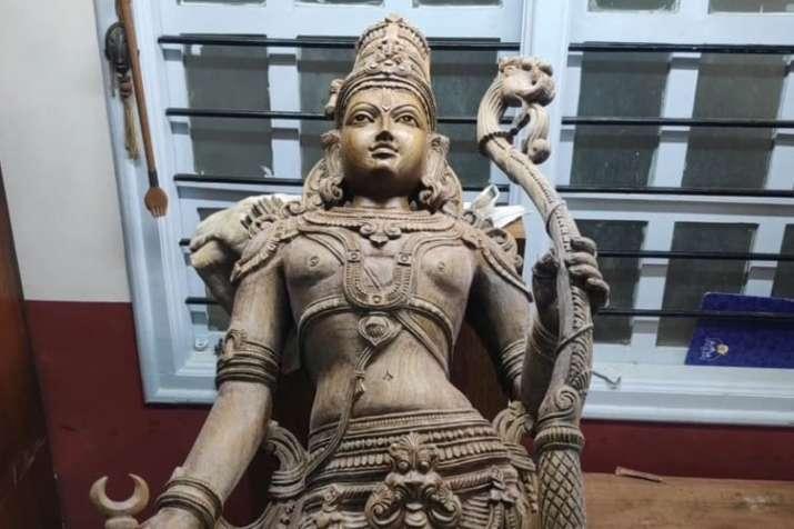 PM मोदी को भेंट की जाएगी कोदंड राम और लवकुश की प्रतिमा