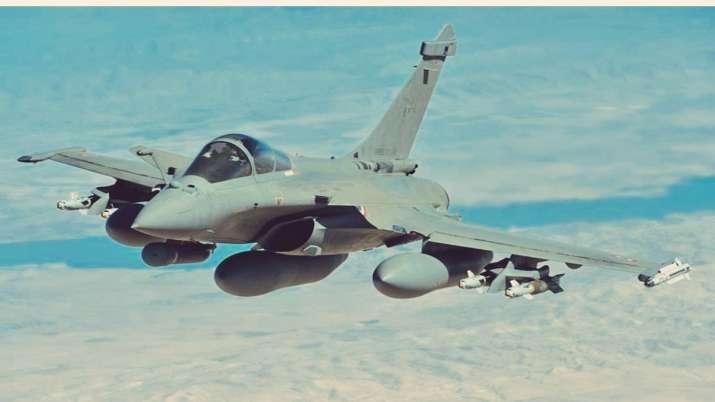 Rafale fighter jet cost