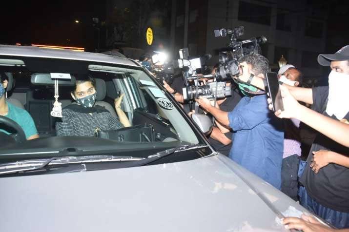 Rhea Chakraborty lawyer Anandi Fernandez