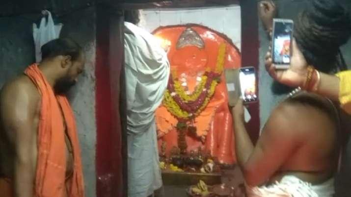 ram mamdir bhoomi bujan hampi stones taken to ayodhya । राम मंदिर भूमि पूजन के लिए किष्किंधा के ऋषि