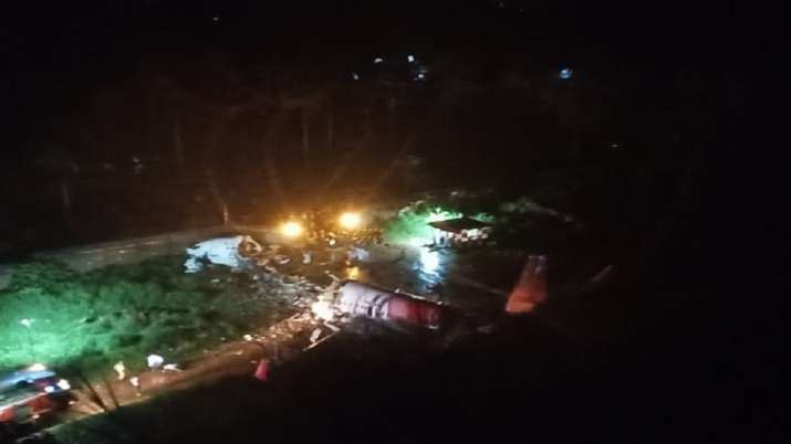 air india Kozhikode plane crash
