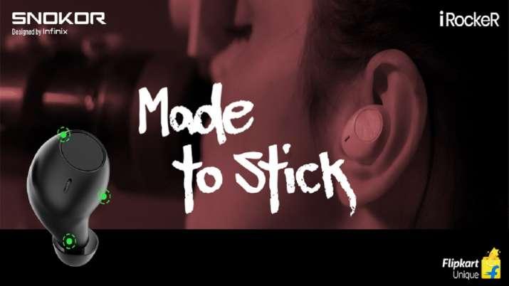 Snokor iRocker TWS earbuds review