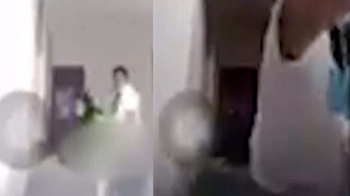 Philippines Officer Caught with Secretary During Zoom Meeting on camera