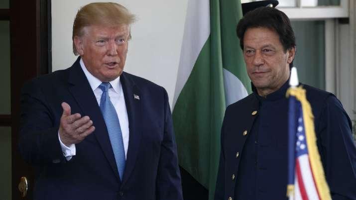 Pakistan Article 370, Article 370, Imran Khan Donald Trump