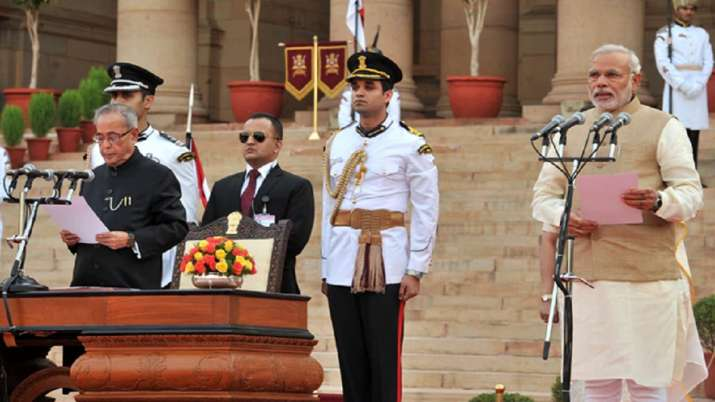 PM Narendra Modi complete political journey on his birthday