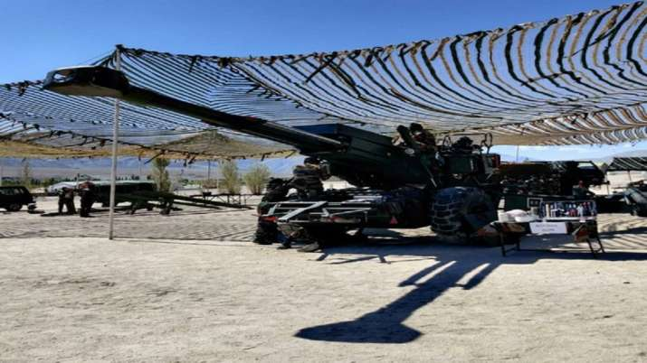 Indian army readies Bofors guns for operations amid border conflict with China