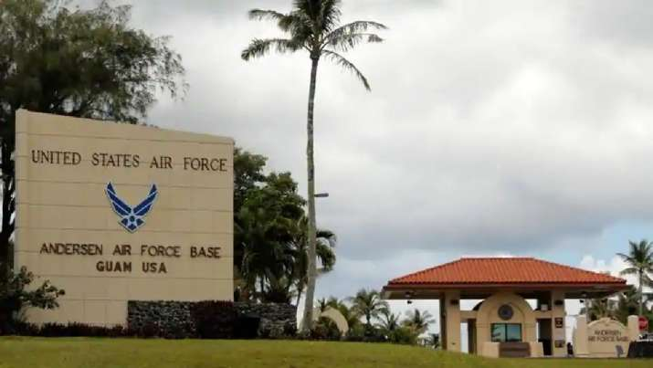 andersen air force base guam