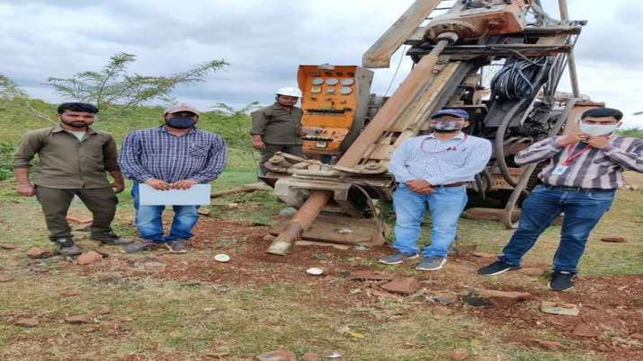Mineral exploration starts at the Kolar Gold Fields