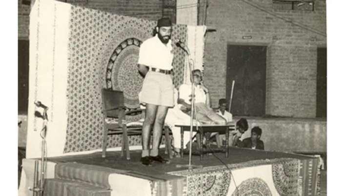 RSS से जुड़े मोदी