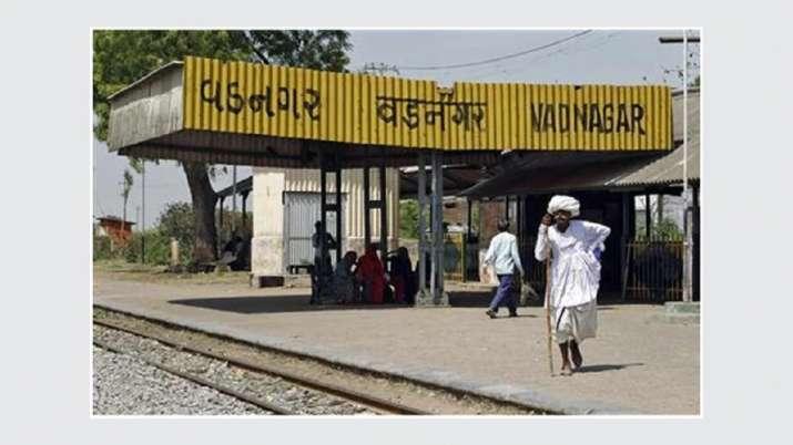 वड़नगर रेलवे स्टेशन