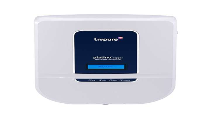 Livpure launches world's first RO water purifier with 70 percent water recovery