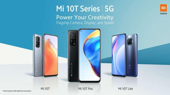 Xiaomi Mi 10T, Mi 10T Pro, Mi 10T Lite launch in India on 15 October, know specifications