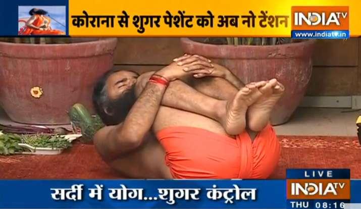 सर्दियों में डायबिटीज का खतरा अधिक, स्वामी रामदेव से जानिए ब्लड शुगर कंट्रोल करने का कारगर उपाय