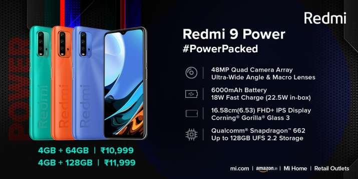 redmi 9 power, redmi 9 power india launch, redmi 9 power price in india