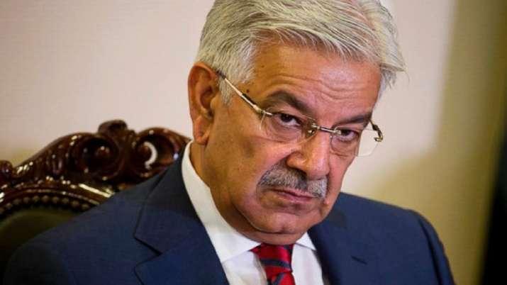 पाकिस्तानी अदालत ने पूर्व विदेश मंत्री ख्वाजा आसिफ को 14 दिनों की हिरासत में भेजा
