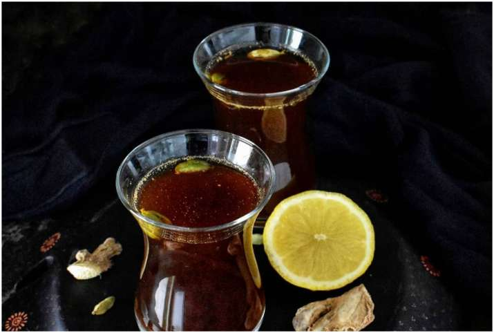 Jaggery lemon drink