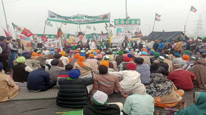 new Delhi.  All India Kisan Sabha general secretary Hannan Mollah says that brought by the central government