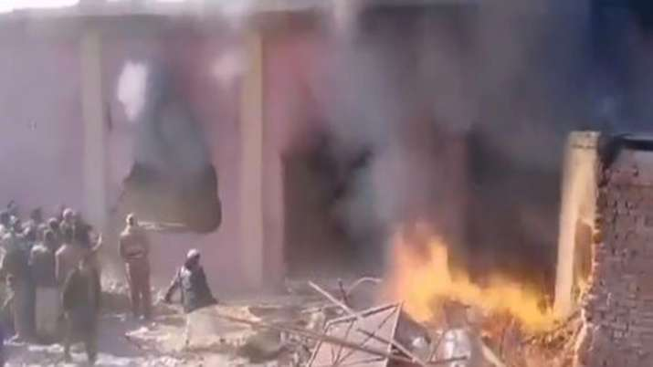 'अल्लाह-ओ-अकबर' का नारा लगा तोड़ा था हिंदूओं का मंदिर, अब पुलिस ने किया यह काम
