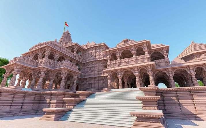 राम मंदिर के नाम पर हो रही थी चंदे की अवैध वसूली, 5 लोगों पर केस दर्ज