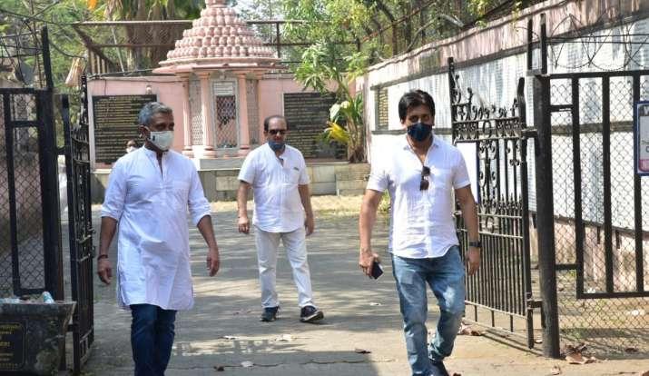 शरमन जोशी के पिता को नम आंखों से दी गई अंतिम विदाई