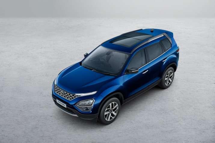2021 Tata Safari unveiled