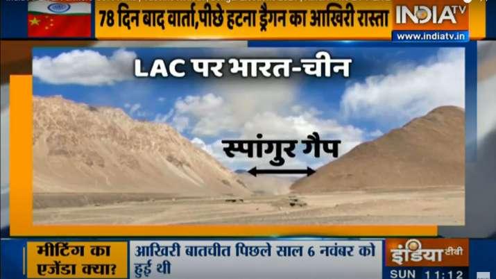 Photos: LAC पर कुछ मीटर की दूरी पर खड़े हैं भारत और चीन के टैंक, रौंगटे खड़े कर देगी ये ताजा तस्वीर