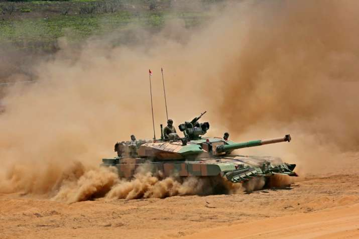 Arjun Main Battle Tank MK-1A features