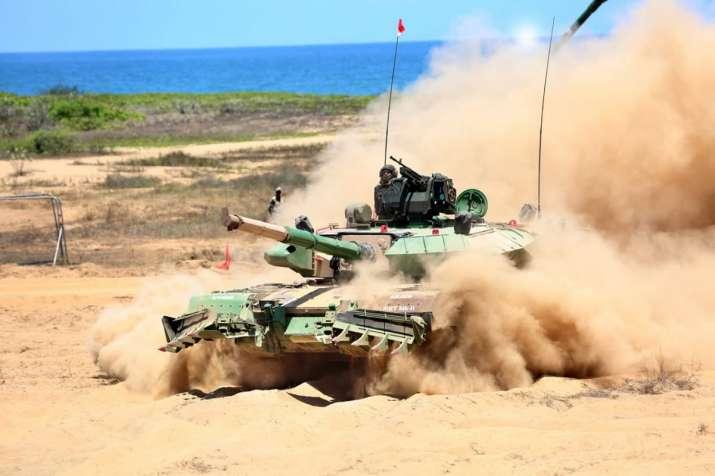 अर्जुन मार्क 1A टैंक में फायर पावर बढ़ाया गया है