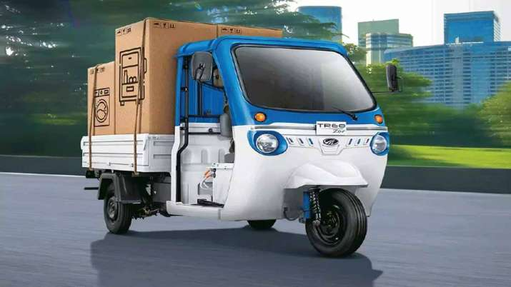 Amazon India deploys Mahindra Electric's Treo Zor electric vehicles in its delivery network