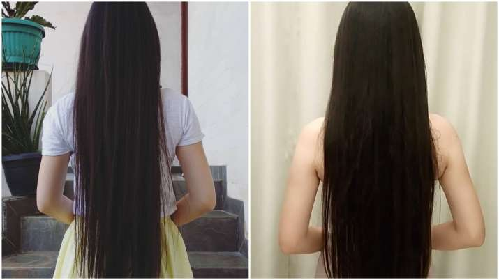 long thick hair