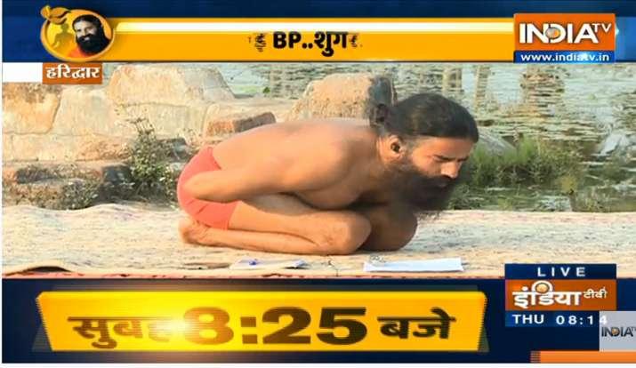 मोटापा, डिप्रेशन, बीपी, ब्लड सुगर सहित हर बीमारी से छुटकारा पाने के लिए स्वामी रामदेव से जानिए बेस्ट