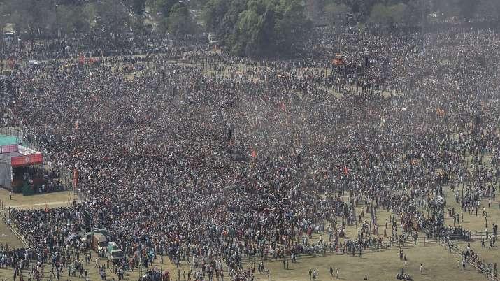 आपके एक वोट की ताकत आपने कश्मीर से लेकर अयोध्या तक देखी है- पीएम मोदी