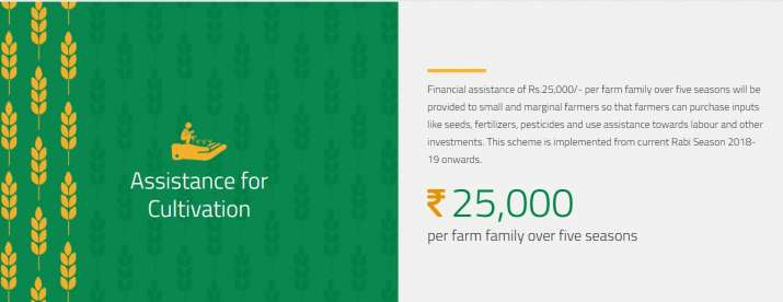 PM Kisan vs Kalia farmers gets Rs 25000 in this state