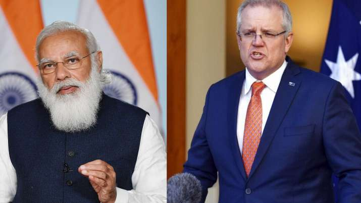 Holi 2021: प्रधानमंत्री नरेन्द्र मोदी को ऑस्ट्रेलियाई समकक्ष ने होली की बधाई दी