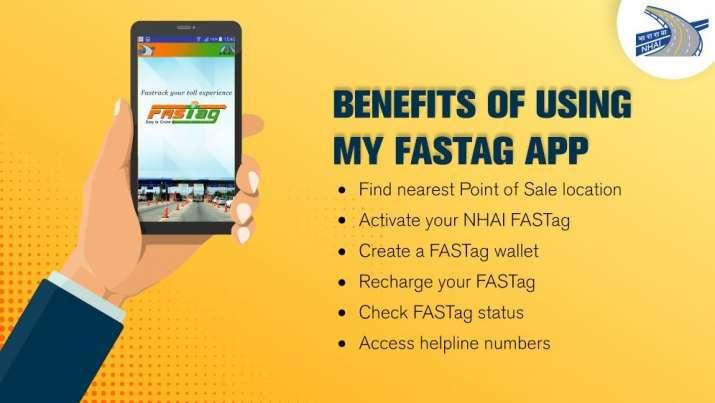 NHAI ने FASTag App को लेकर दी बड़ी जानकारी, आपको इससे मिलेगा बड़ा फायदा