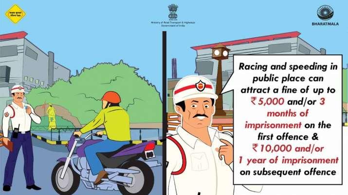 बड़ी चेतावनी! 10000 रुपए का कटेगा चालान और 1 साल की होगी जेल, अगर गाड़ी में किया यह काम