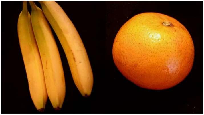 banana orange