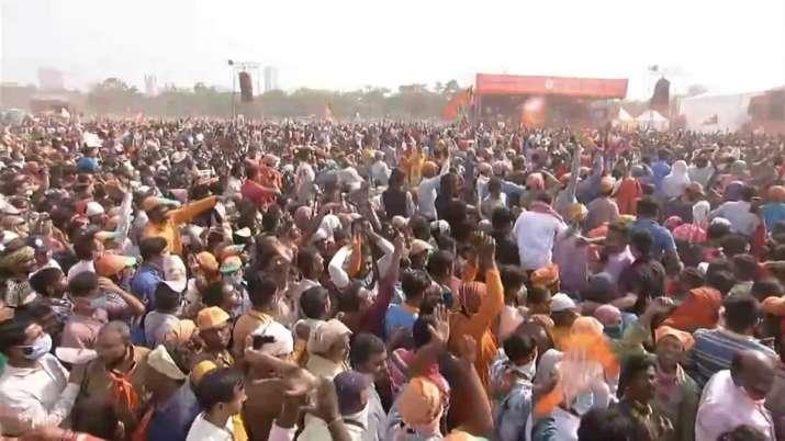 भाजपा वो पार्टी है जिसके डीएनए में बंगाल का सूत्र है- पीएम मोदी