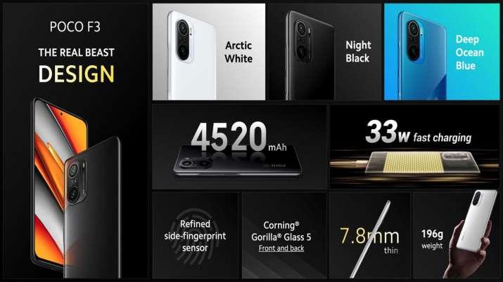 POCO ने F3 और X3 Pro को ग्लोबली लॉन्च किया, कीमत और अन्य स्पेसिफिकेशन