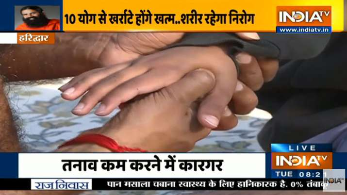 yoga for snoring, swami ramdev, home remedies for snoring
