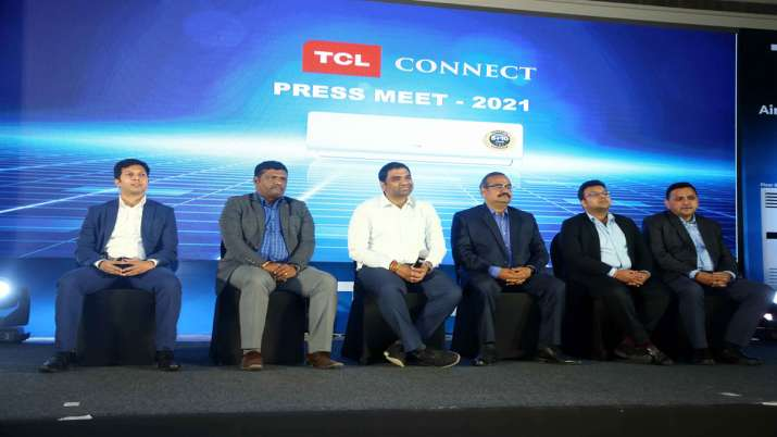 TCL अपने एआई अल्ट्रा-इन्वर्टर एयर कंडीशनर में नया फीचर विटामिन सी लेकर आया