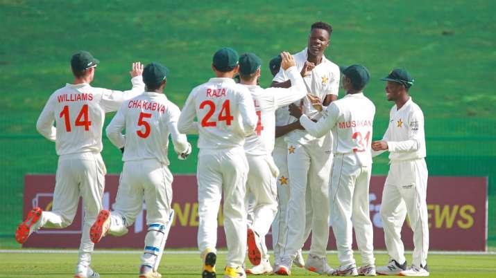 AFG vs ZIM 1st Test, Day 1 : जिम्बाब्वे ने अफगानिस्तान को 131 पर समेटा